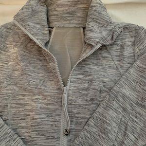 LuLulemon Gray Define Jacket